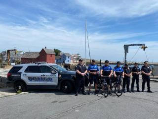Rockport Police Dept July 2020